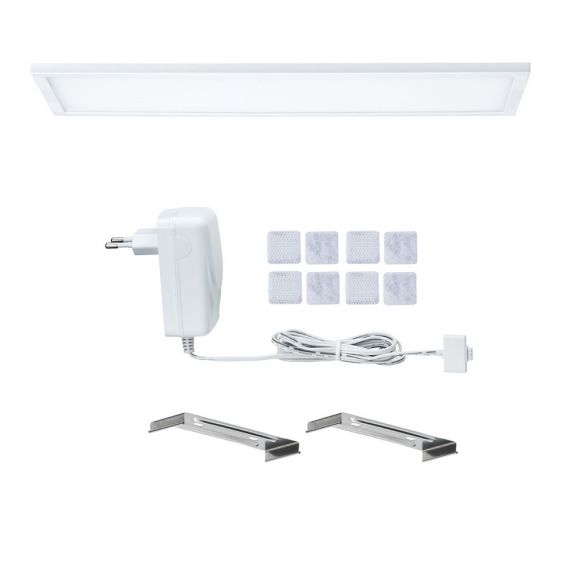 LED-Möbelunterbauleuchte LED-Panel Ace in weiß