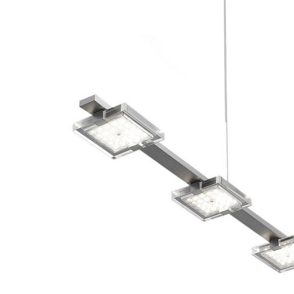 LED-Pendelleuchte mit RGB-Farbwechsler - dimmbar
