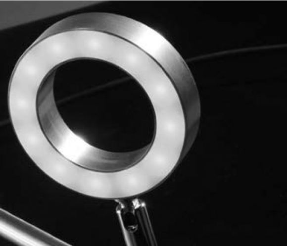 led schienenleuchte komplett 2x1meter schiene inklusive einspeisung verbinder 5 x 6watt led. Black Bedroom Furniture Sets. Home Design Ideas