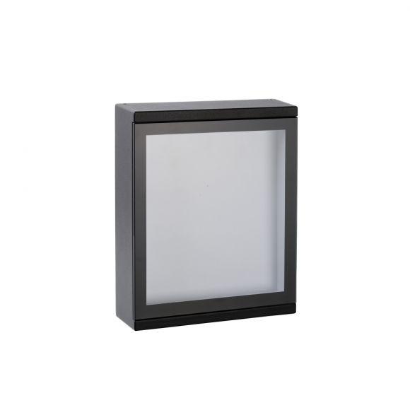 Wandleuchte Deckenleuchte Aluminium E27 Hauseingang IP43 Modern