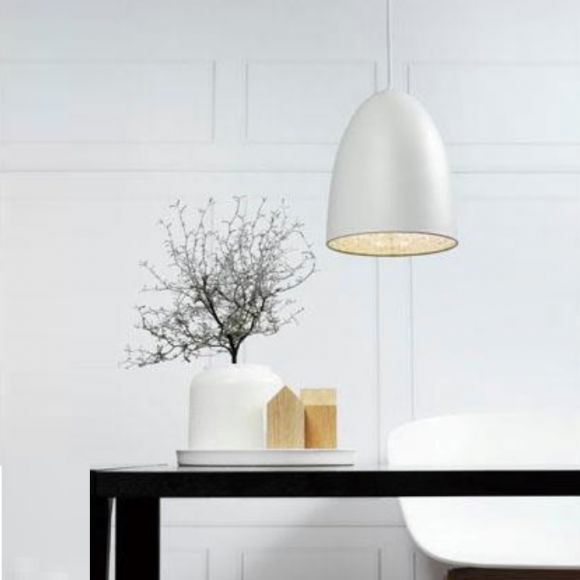 Pendelleuchte, Dekoreinhänger, schwarz, Fassung E27 für LED Leuchtmittel