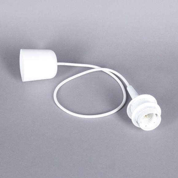 LHG Pendelleuchte, Japankugel, weiß, D 50 cm, inkl. Schnurpendel