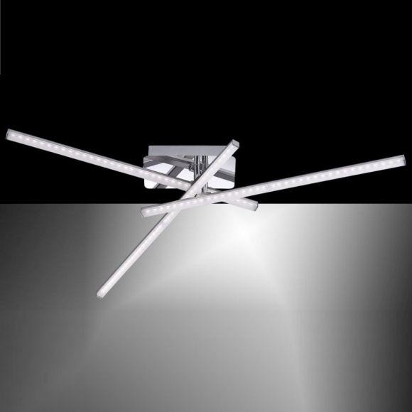 Schwenkbare LED Leuchte Simon 3x5W