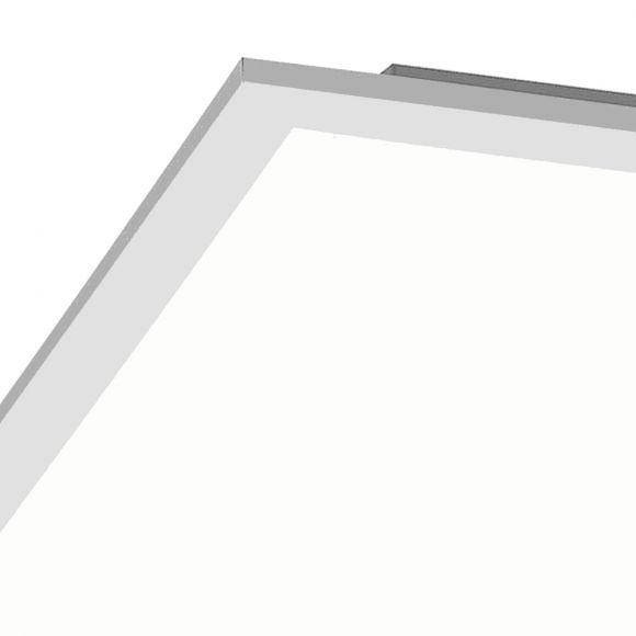 Smart Home LED-Panel 55W,120 x 30cm, CCT dimmbar mit Fernbedienung