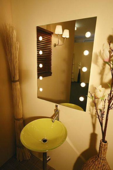 Top Light Spiegel DotLight, in verschiedenen Größen