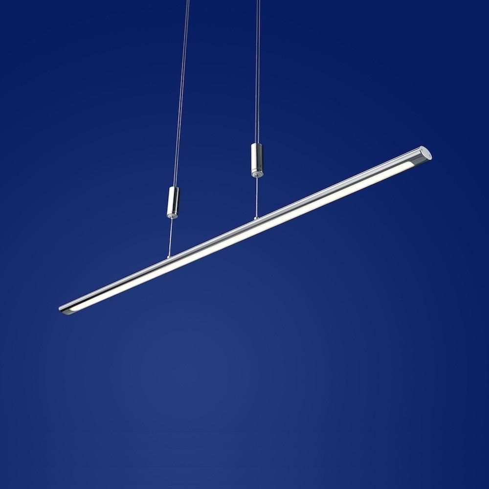B-Leuchten LED-Pendelleuchte Rene - dimmbar