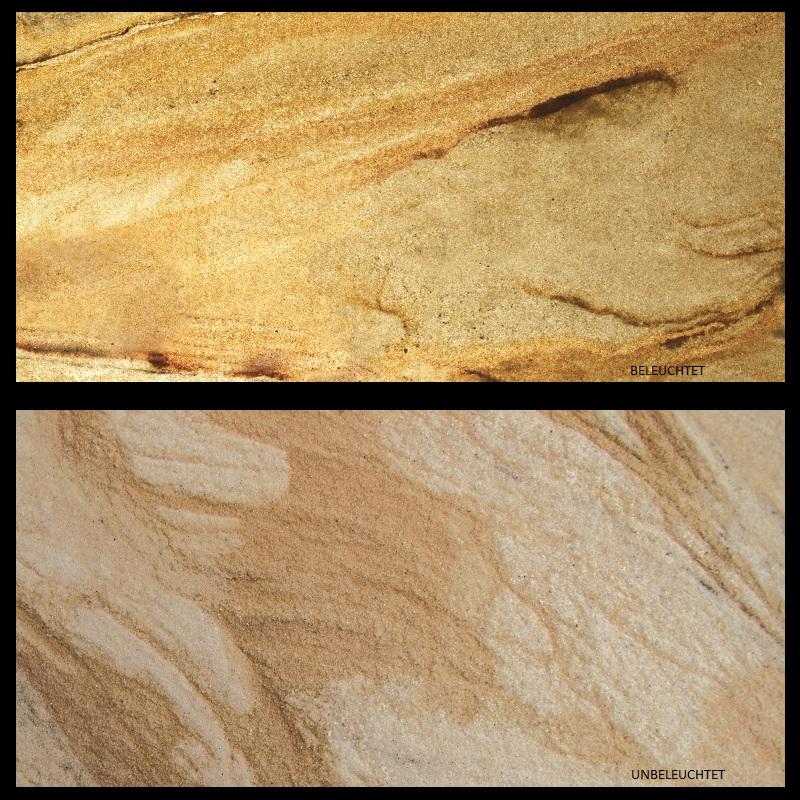 Epstein Pflanzgefäß Flora Sahara mit Natursteinbeschichtung