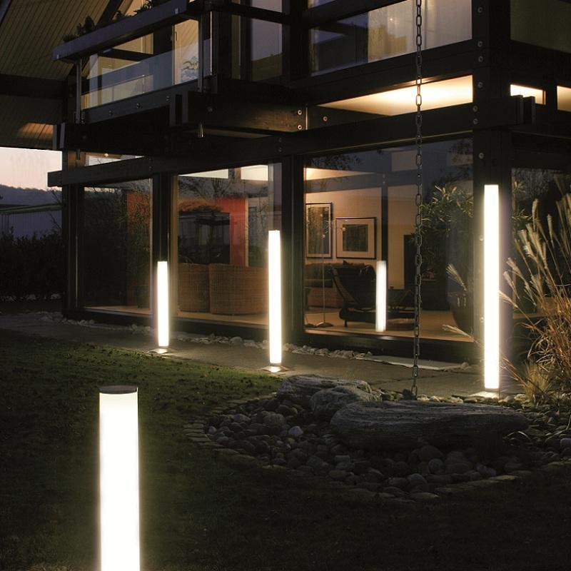 Epstein Wegeleuchte Lightstick in weiß, 125cm