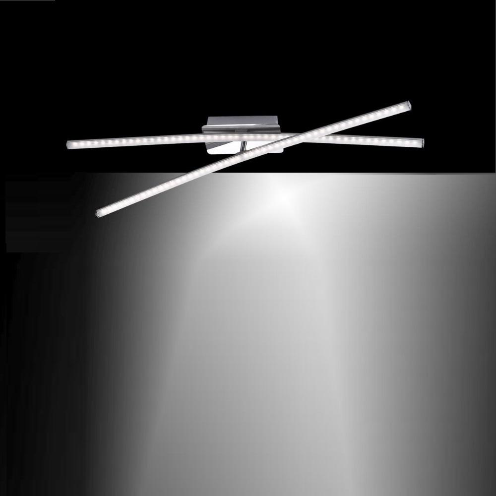Formschöne, schwenkbare LED Leuchte