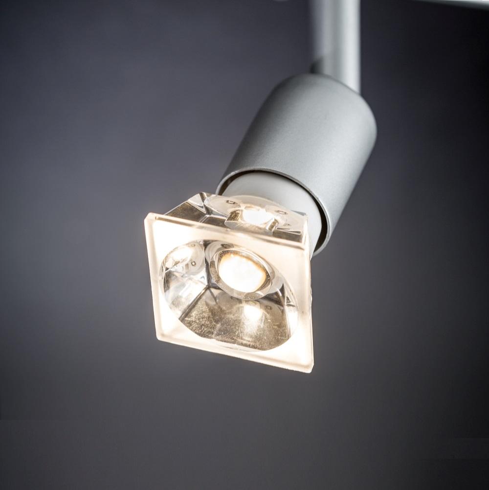 3W LED Reflektor Diamond Quadro GU5,3 12V