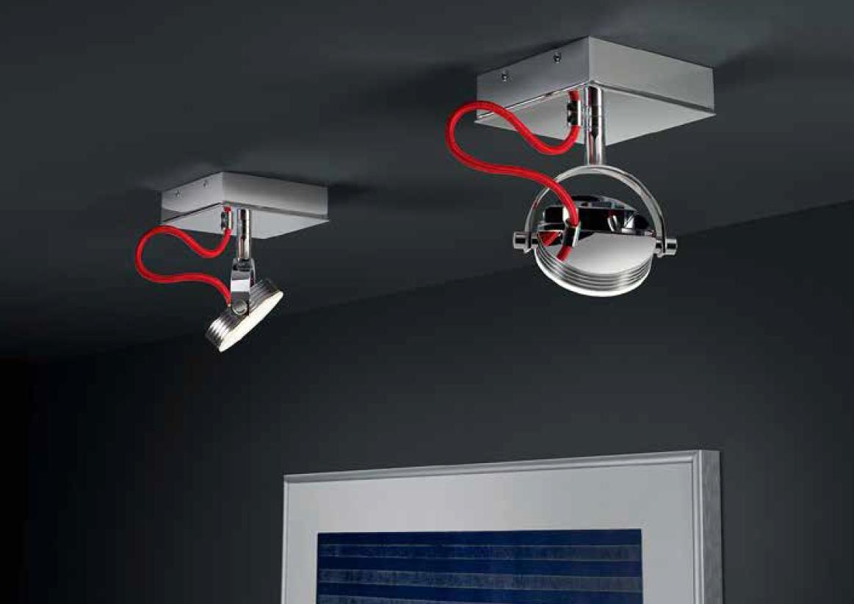 LED Wand- oder Deckenleuchte Sphere - 1-flammig
