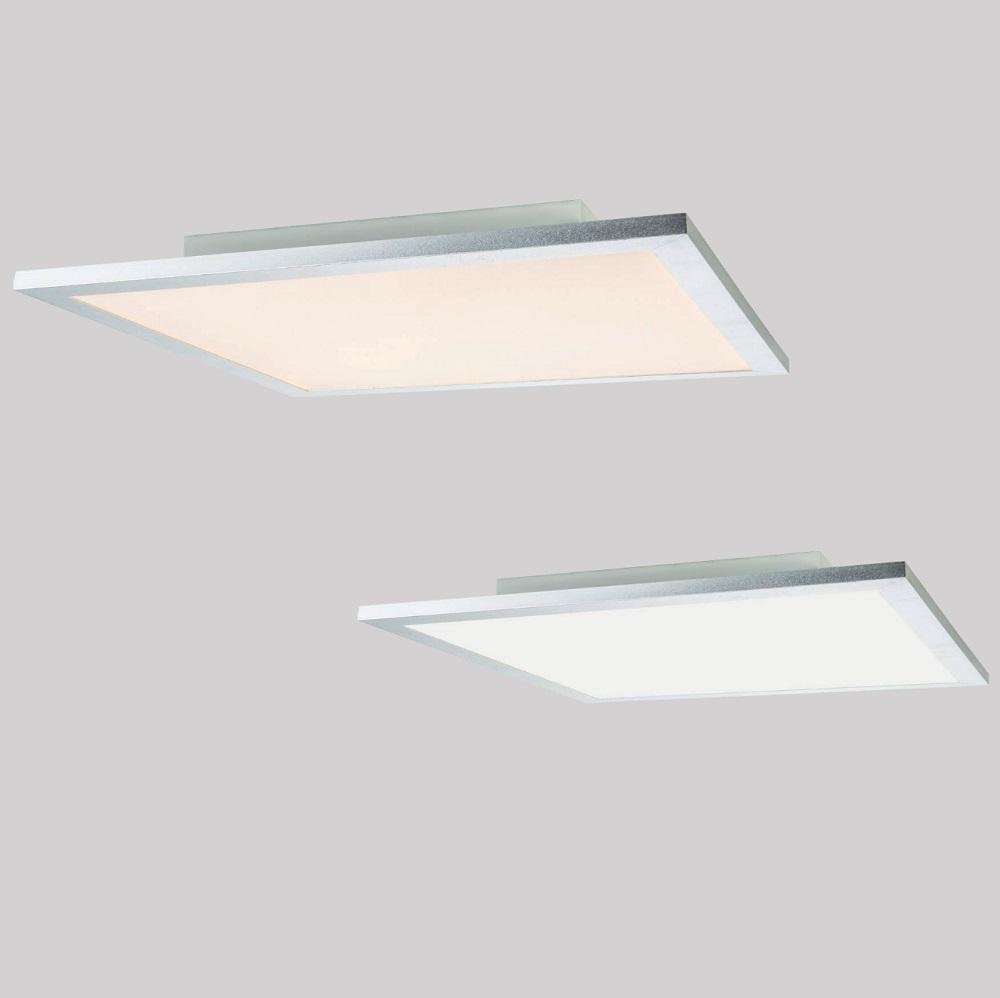 LED-Deckenpanel mit Fernbedienung, Farbwechsel, 3 Größen