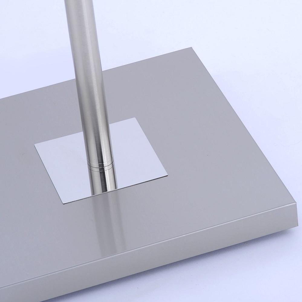 LED-Stehleuchte Ruben mit Leseleuchte