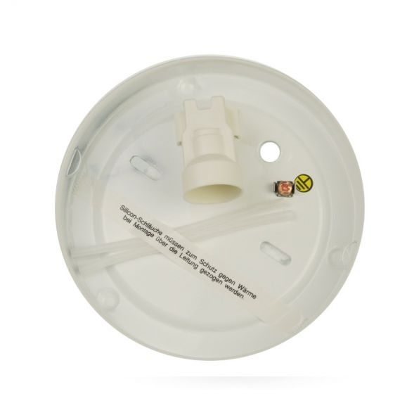Deckenleuchte aus Opalglas - inklusive 1x E14  40 Watt -  Ø 20cm