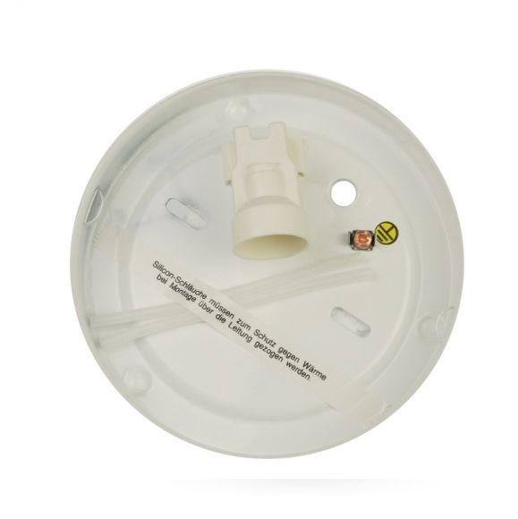 LHG Deckenleuchte aus Opalglas - inklusive 1x E14  40 Watt -  Ø 20cm
