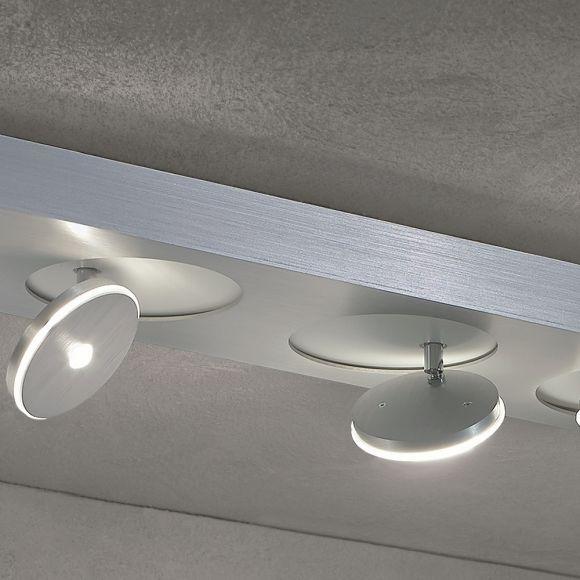 Escale LED-Deckenstrahler Spot it, 4-flammig, verstellbar