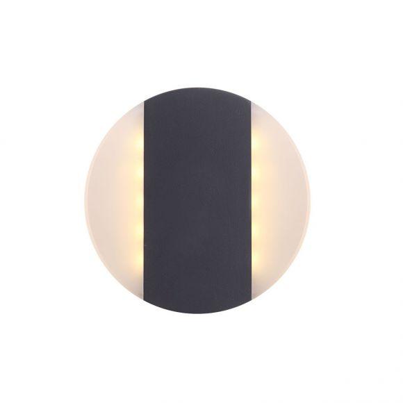 LED Wandleuchte Moonlight in rund oder eckig