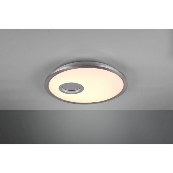 LED Deckenleuchte, rund, D 45 cm, getrennt schaltbar, LED 26W warmweiß