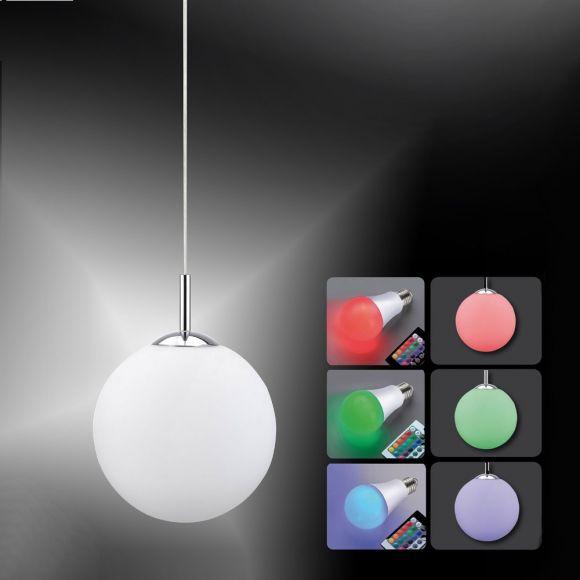 LED Pendelleuchte Bolo Ø30cm