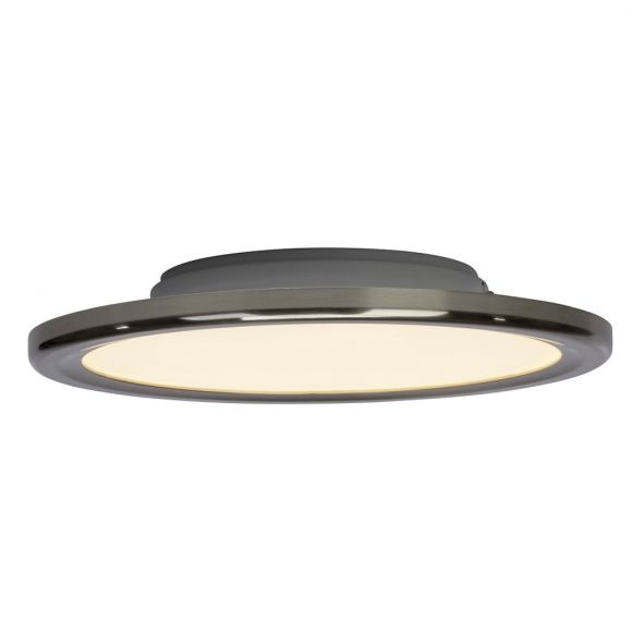 Led Deckenleuchte 20w Rund D 30cm 3000k Warmweiss Ip44 Badezimmer Lampe Sehr Flach Wohnlicht
