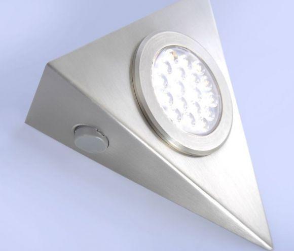 LED-Unterbauleuchte Helena, 2er oder 3er Set