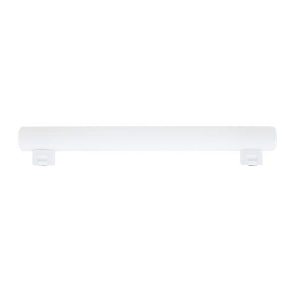 L-DE Linienlampe Röhre 60W opal S14s  2 Sockel Länge 500mm