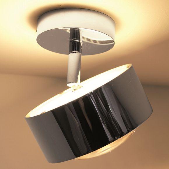 top light led deckenleuchte puk maxx turn wohnlicht. Black Bedroom Furniture Sets. Home Design Ideas