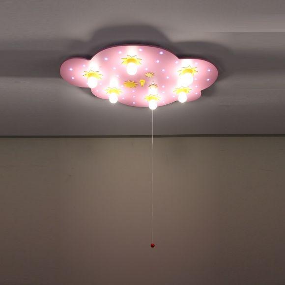 wei t du wieviel sternlein stehen deckenlampe mit led sternenhimmel wohnlicht. Black Bedroom Furniture Sets. Home Design Ideas