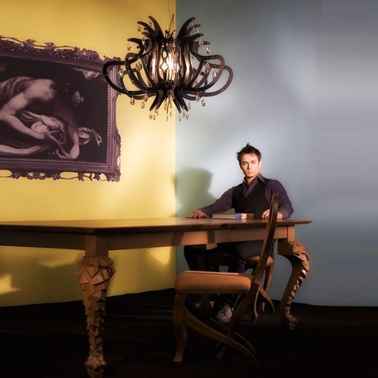 Designer – Kronleuchter Medusa als Hängeleuchte