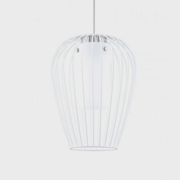 1-flammige LED Pendelleuchte Vencino
