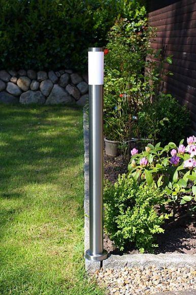 Aussenwegeleuchte DH022-1100 E27 4 Watt, 400 Lm, 3000K warmweiß
