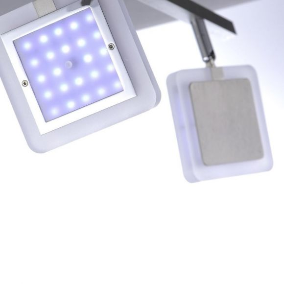 Deckenleuchten Q®-VIDAL, Smart Home, ZigBee, 2 o. 3 o. 4 o. 6 flammig