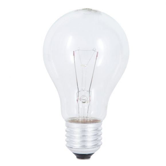 Glühlampe Classic E27 15W klar, A60