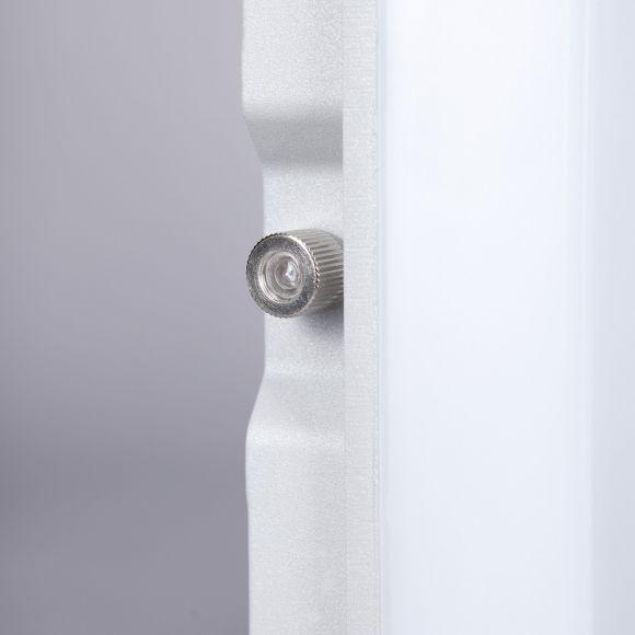 LHG LED Haunummernleuchte mit Dämmerungsschalter in 3 Farben