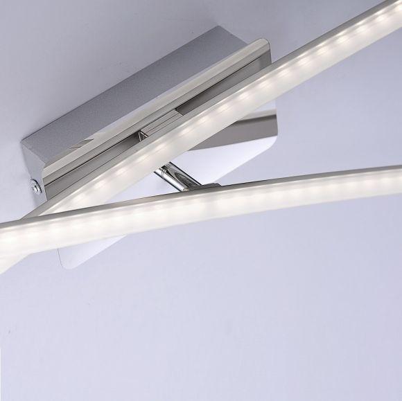 LED Deckenleuchte, RGB, Farbwechsel, Fernbedienung, Lichtszenen