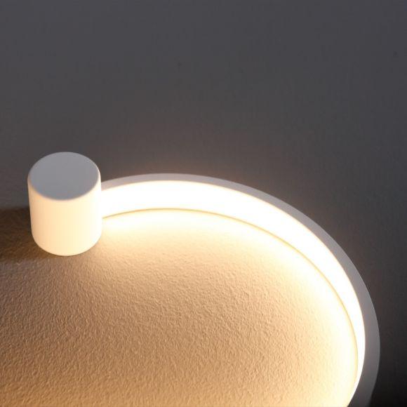 LED Wandleuchte Snake mit Switch Dimmer - 2 Größen
