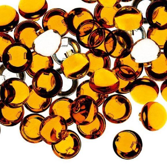 Pendelleuchte Caboche piccola, D=31cm, Acrylglaskugeln, 2 Farben