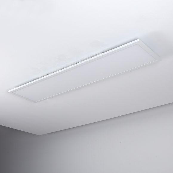 rgb und cct led panel lola flat mit fernbedienung 33w 120x 30cm 1x 33 watt 120 00 cm 30 00. Black Bedroom Furniture Sets. Home Design Ideas