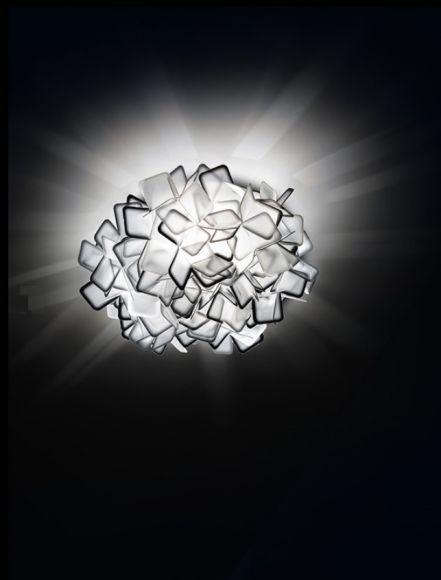 Slamp Designerleuchte Clizia Ceiling Wall Ø53cm