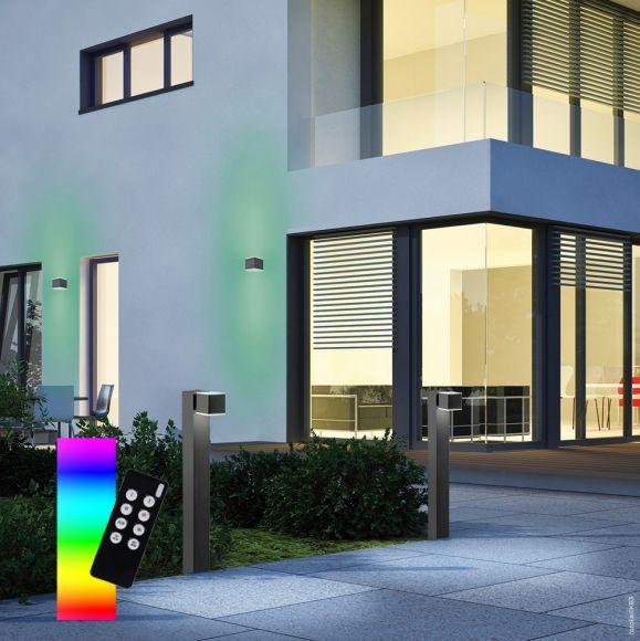 Smart Home LED Wegeleuchte Q®-AMIN