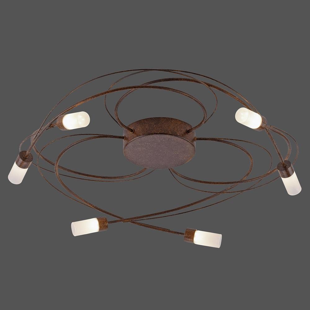 dimmbare led deckenleuchte nelia farbe w hlbar wohnlicht. Black Bedroom Furniture Sets. Home Design Ideas