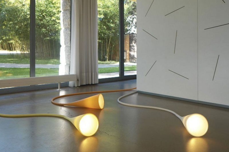 Foscarini Designerleuchte Uto Tavolo, 3 Farben