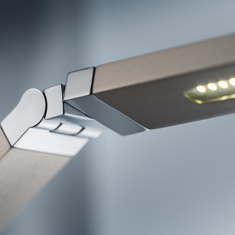LED-Tischleuchte Stix mit Tastdimmer von B+M