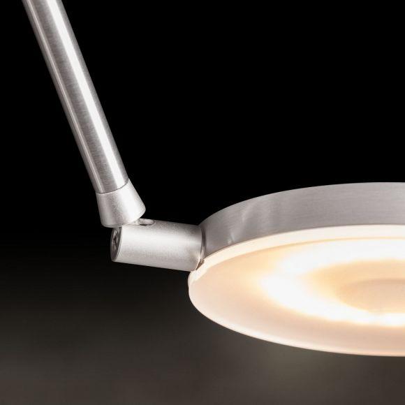 Holtkötter LED-Standfluter Plano L mit Tastdimmer