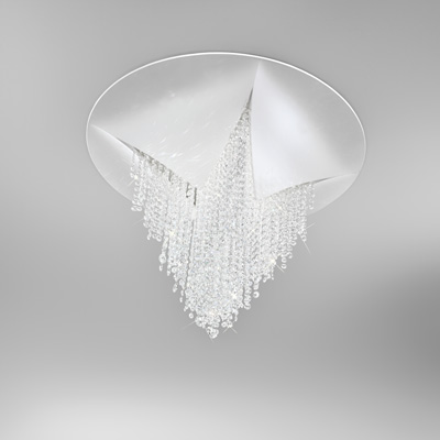 Kolarz® LED-Deckenleuchte Fonte di Luce weiß