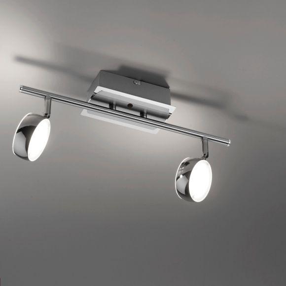 LED Deckenstrahler Deckenleuchte Spots schwenkbar SHINE-LED