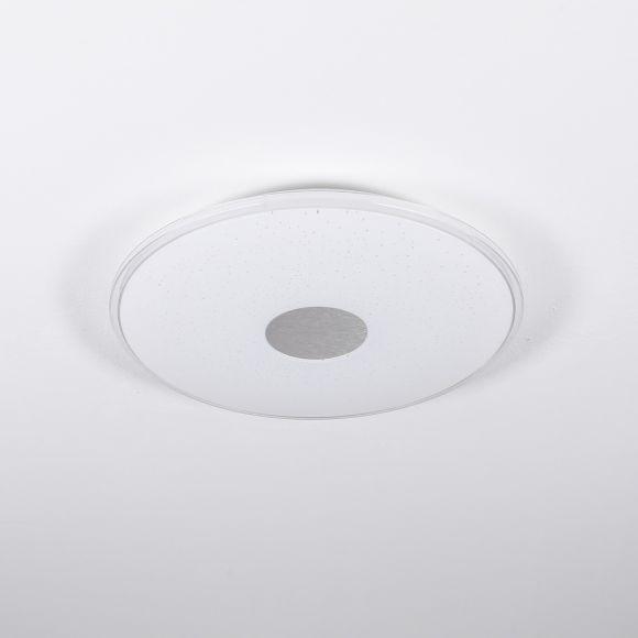 LED-Deckenleuchte Shogun mit Farbwechsel und Fernbedienung