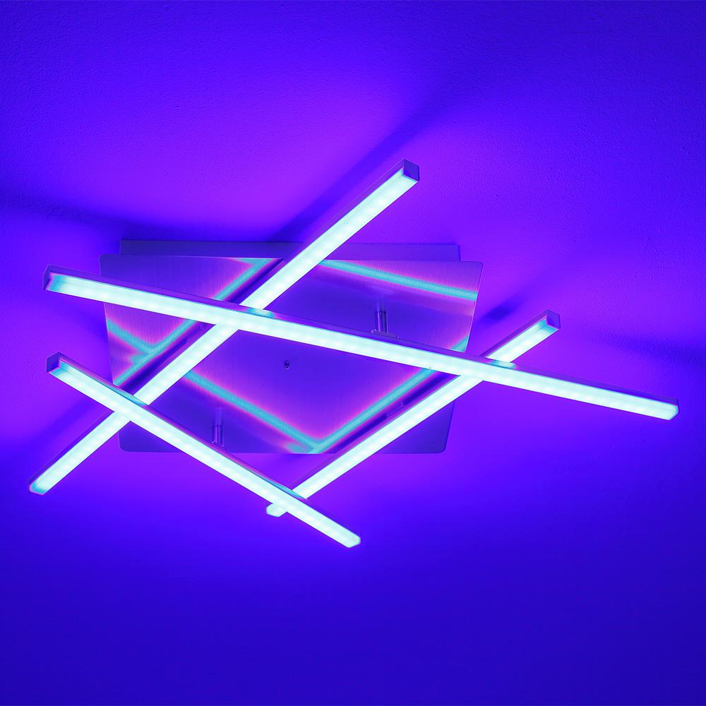 Aufregend Wandlampe Mit Fernbedienung Bestand An Wohndesign Design