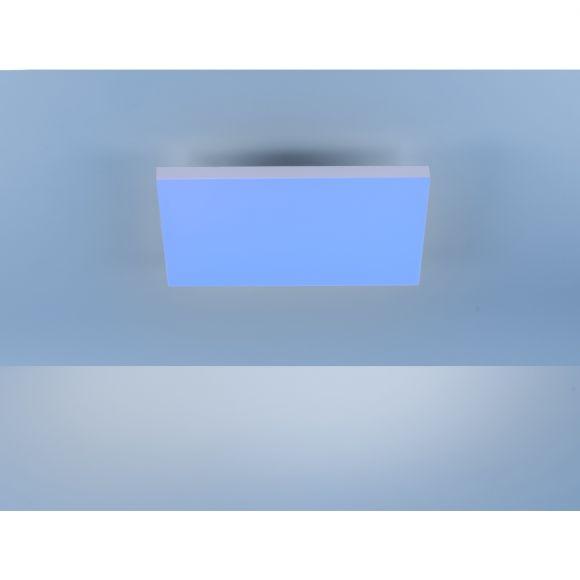 LED Panel, Smart Home, Fernbedienung, RGBW, 45x45cm o. 62x62cm