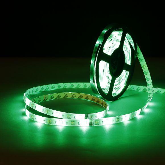 LED Stripes 5 Meter RGB + weiß